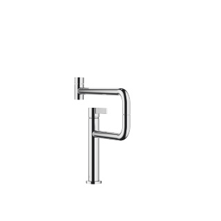 PIVOT Single-lever mixer - polished chrome