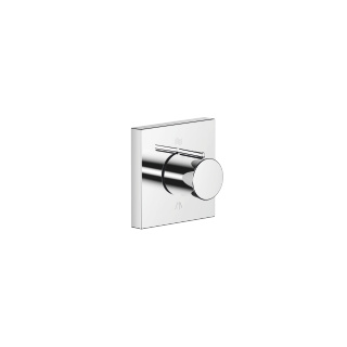Wall mounted two-way diverter - polished chrome