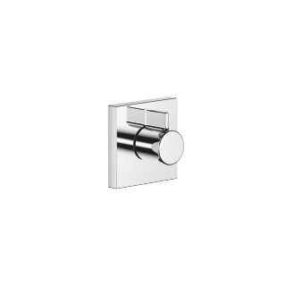 "Volume Control counter-clockwise closing 1/2"" - polished chrome"